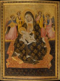 Madonna and Child with Angels, de Montepulciano